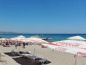 agios fokas spiaggia