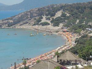 paradise spiaggia kos