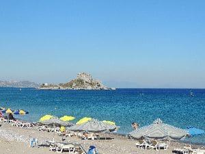 Kefalos spiaggia