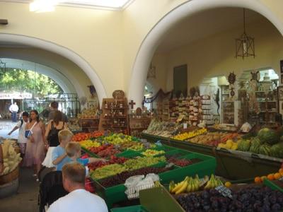 Mercato communale di Kos